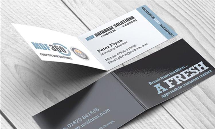 Bigliettini Pieghevoli